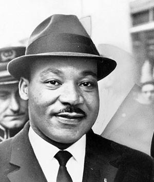 Martin Luther King is one of the most celebrated civil rights leader